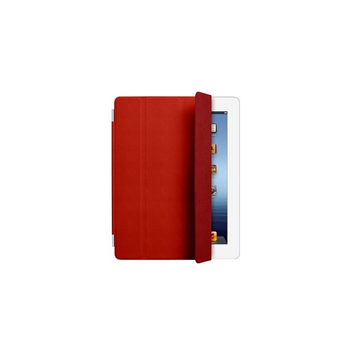 Apple iPad Smart Cover - Leather - Red Price in Chennai, Tambaram