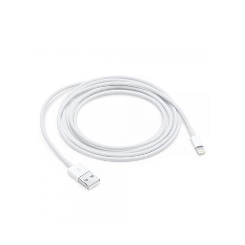 Apple Lightning to USB Cable (2 m) - MD819ZM/A Price in Chennai, Tambaram