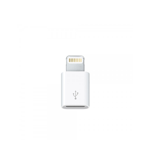Apple Lightning to Micro USB Adapter - MD820ZM/A Price in Chennai, Tambaram