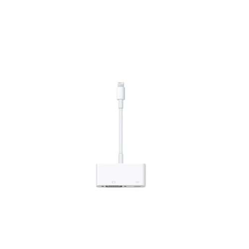 Apple Lightning to VGA Adapter - MD825ZM/A Price in Chennai, Tambaram