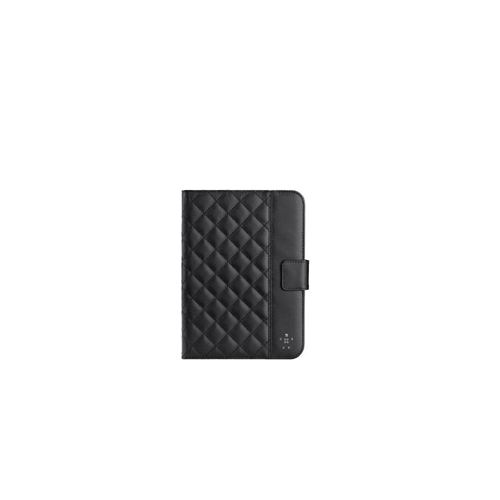 Apple Belkin Quilted Tab Folio for iPad mini ,Black F7N007qeC00 Price in Chennai, Tambaram