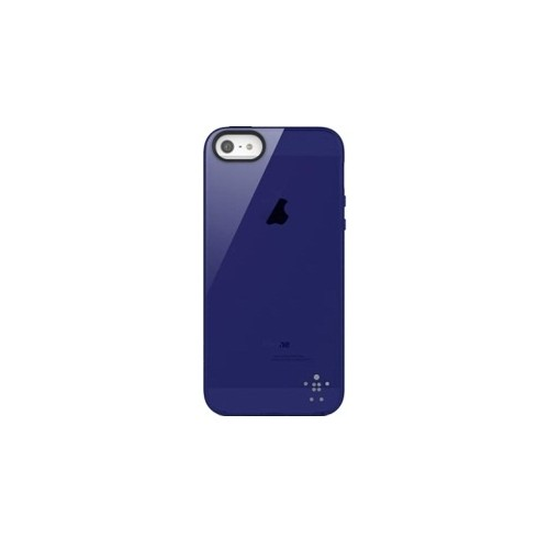 Apple Belkin Grip Sheer Apple iPhone 5 Case - Indigo F8W093QEC02 Price in Chennai, Tambaram